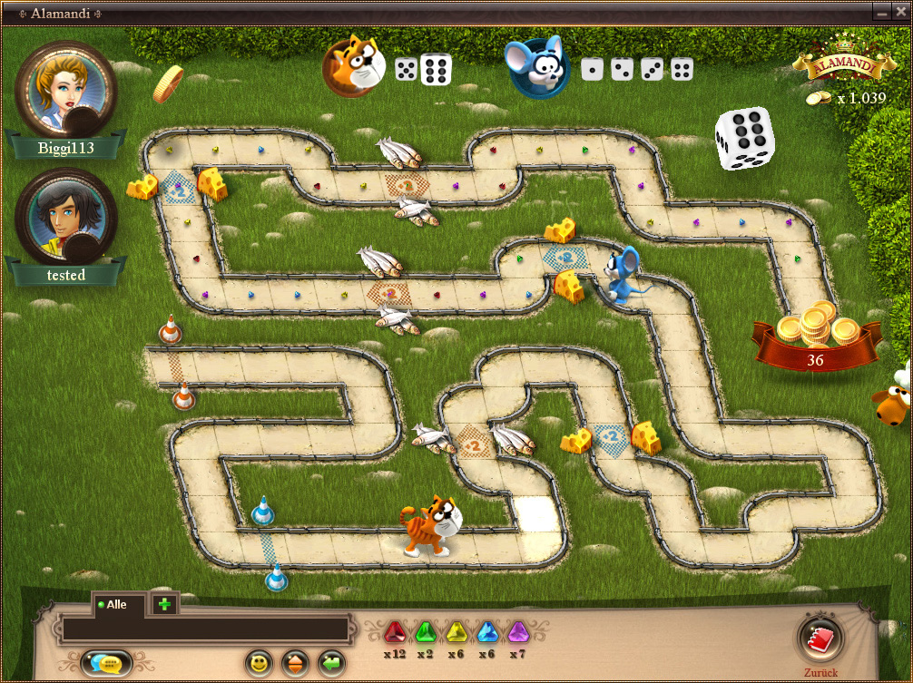 katz und maus online game